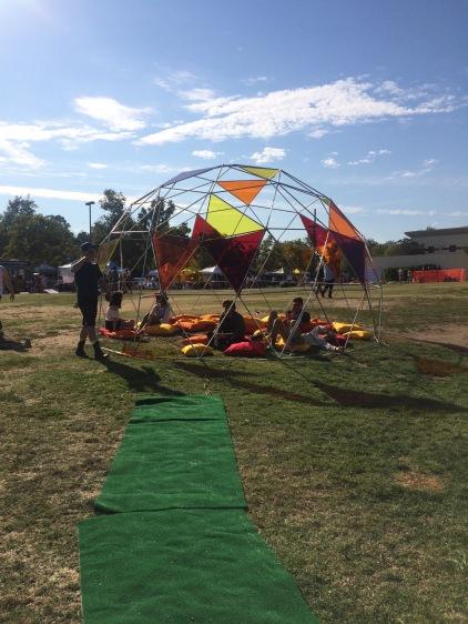 Sunstock Solar Festival Art Installations